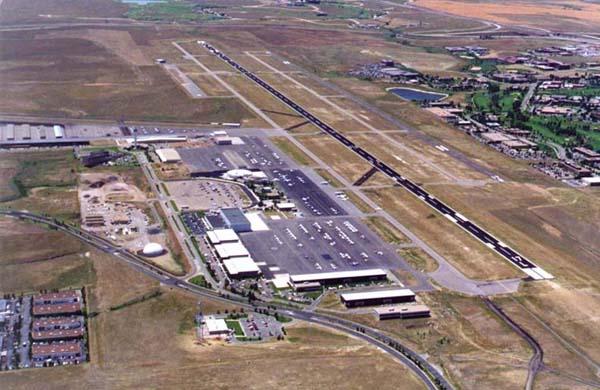 Centennial Airport (KAPA), Denver, CO - Date Unknown